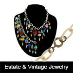 Vintage and Estate Jewelry