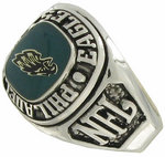 Balfour Ring Boxed Football Nfl Philadelphia Eagles Sz 8