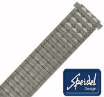 View Item 11-14mm Expansion Metal Watch Band Stainless Ladies Speidel
