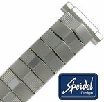 View Item 10-14mm Ladies Stainless Steel Replacement Watch Band Speidel