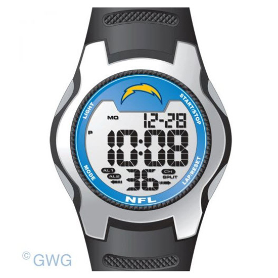San Diego Chargers Football Radio: San Diego Chargers Game Time NFL Training Camp Digital Men