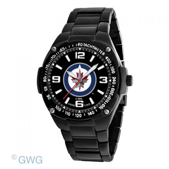 winnipeg jets time nhl gladiator black ip s