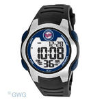 Minnesota Twins Game Time MLB Training Camp Digital Black Men's Watch MTO