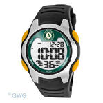 Oakland Athletics Game Time MLB Training Camp Digital Black Men's Watch MTO