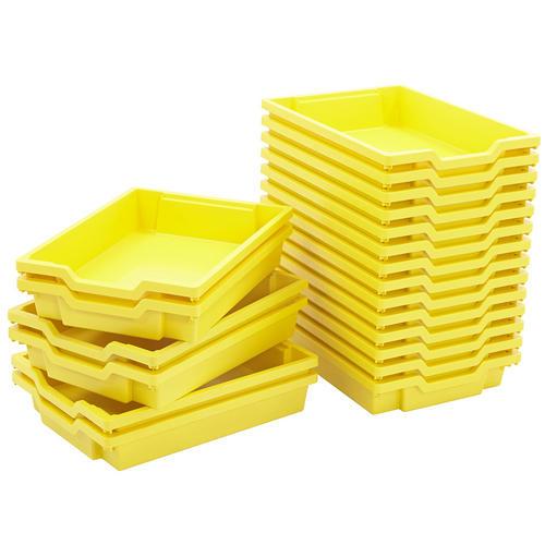 Gratnells Tray Storage 20 x Shallow Trays Mega Deal School