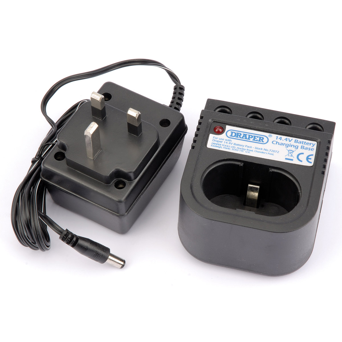 Draper 72954 230V 3-5 Hour Charger For 14.4V Cordless Drill Battery Enlarged Preview