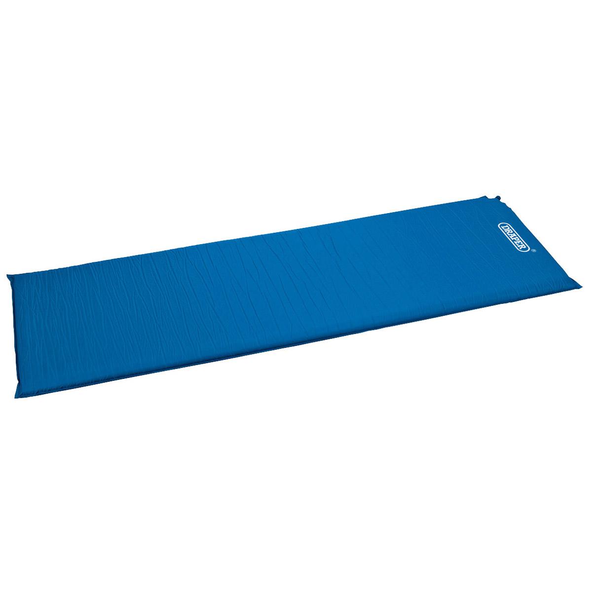 Draper Self Inflating Single Air Bed