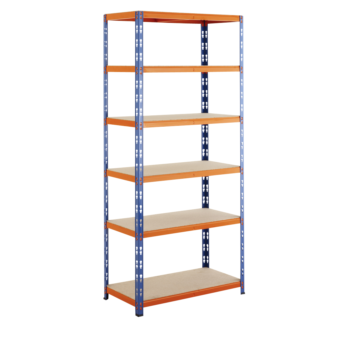 MAX2 Industrial Shelving Racking Storage System - 2000mm high BiGDUG