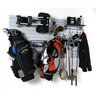 View Item Golf Slatwall Rack With Hooks