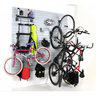 View Item Bike Slatwall Rack With Hooks