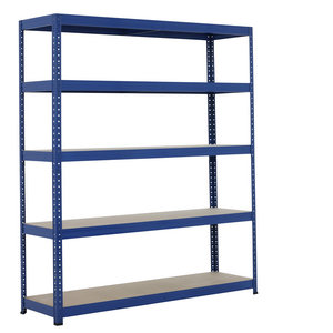 Industrial Shelving Bay - 1780h x 1800w x 450d mm Preview