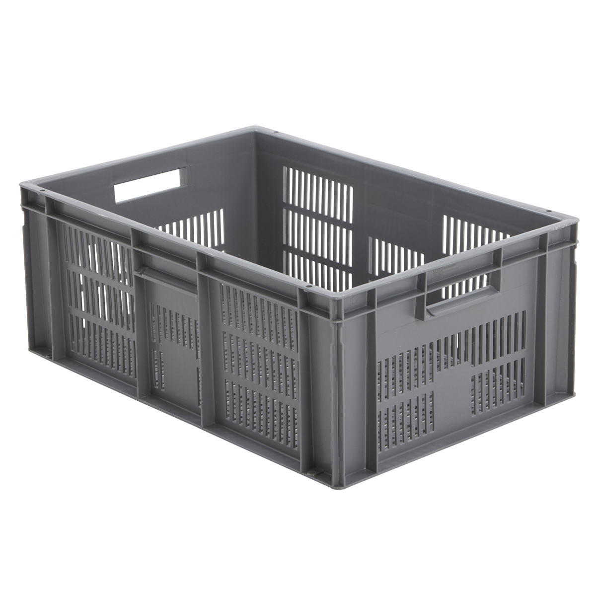Ventilated Euro Stacking Containers / Plastic / Storage ...