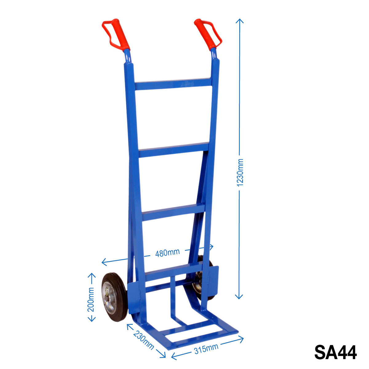 View Item Heavy Duty Angle Iron Sack Truck