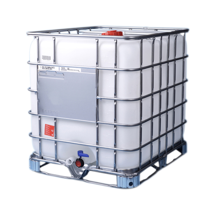 ibc container 1000 litre capacity water tank water storage plastic agriculture ebay. Black Bedroom Furniture Sets. Home Design Ideas