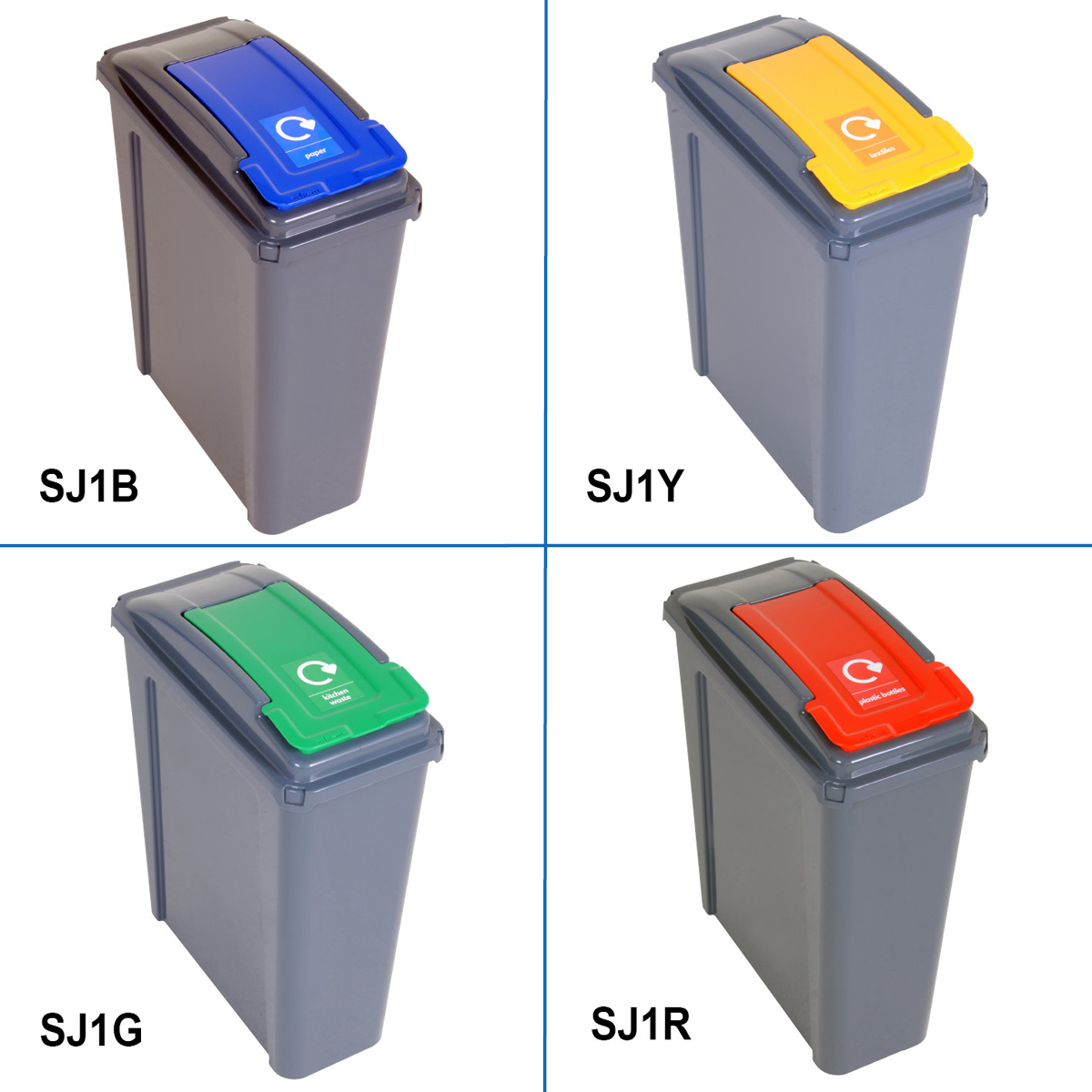 recycle bin Save big with great low prices on recycling bins & other receptacles at office depot officemax shop with us for your trash & recycling needs today.