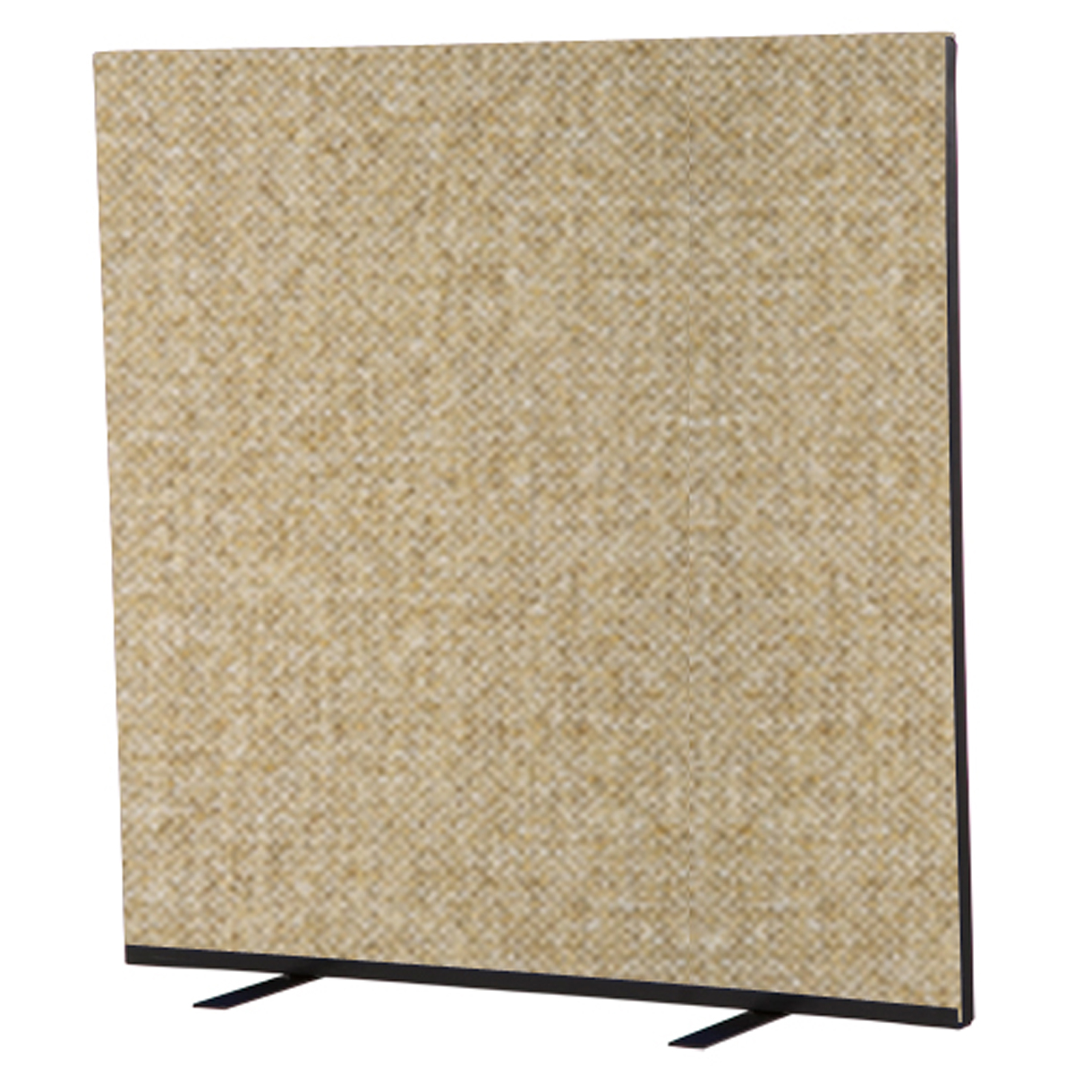 Screen partition room woolmix 1500h x 1500w mm privacy desk ider