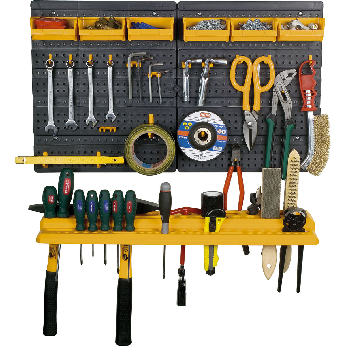 Tool rack kits diy