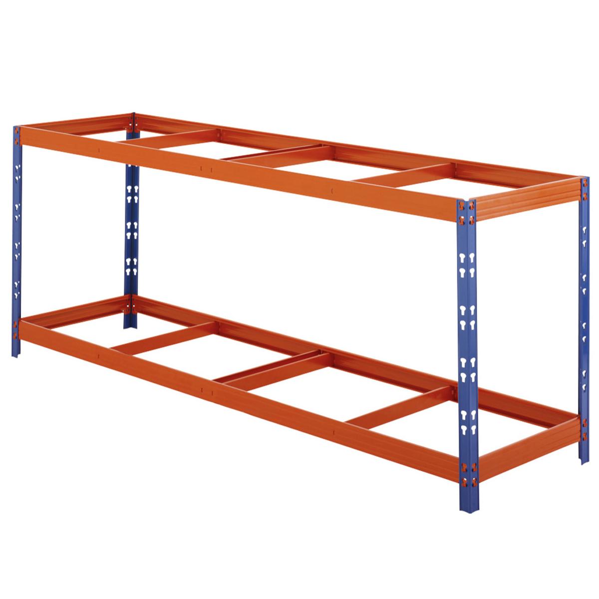 Workbench Heavy Duty Steel Only Work Bench Station Shelves Garage 900h Clearance Ebay