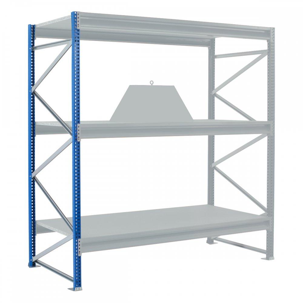 Widespan Racking Frames Longspan Shelving Warehouse ...