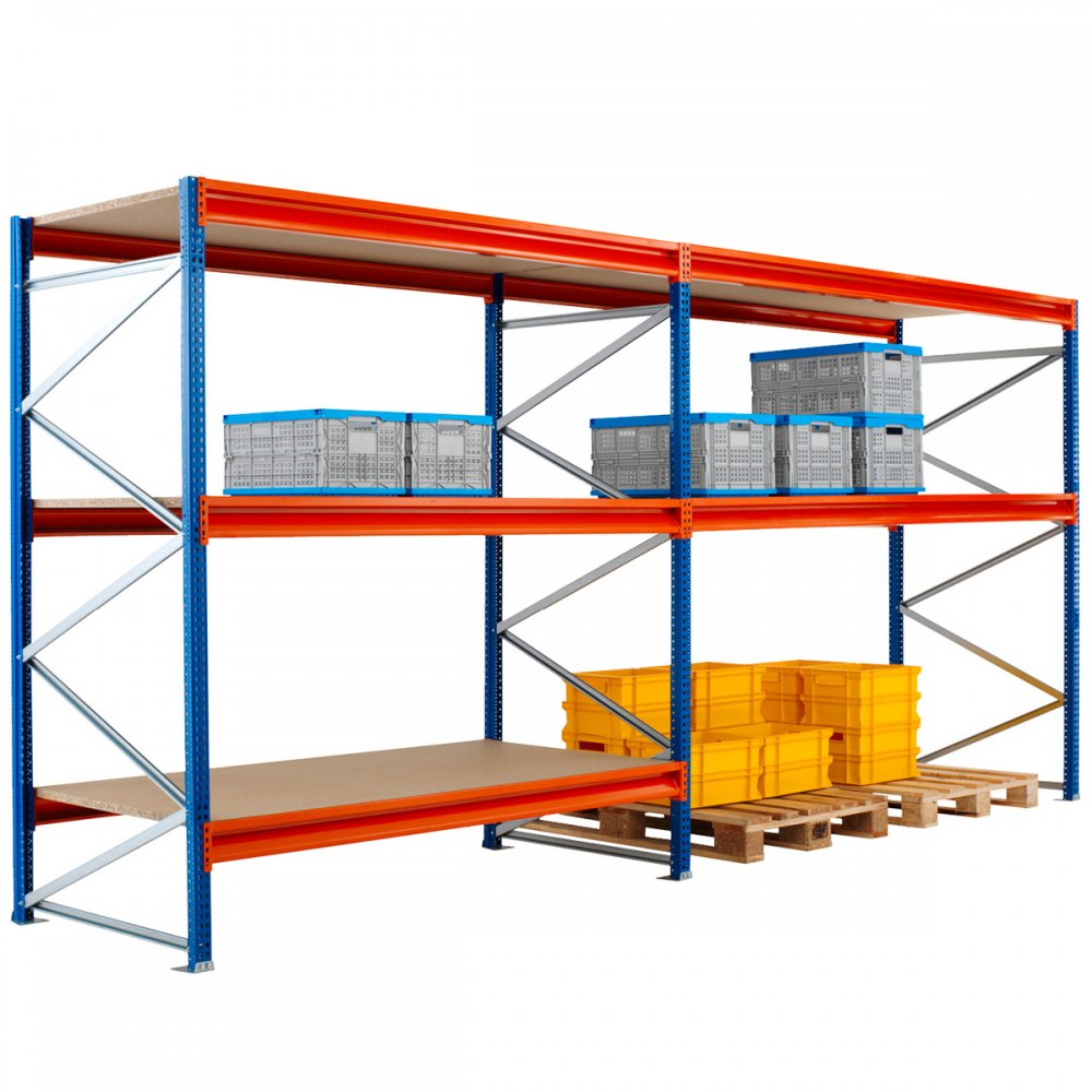 Widespan Racking Frames Longspan Shelving Warehouse ...