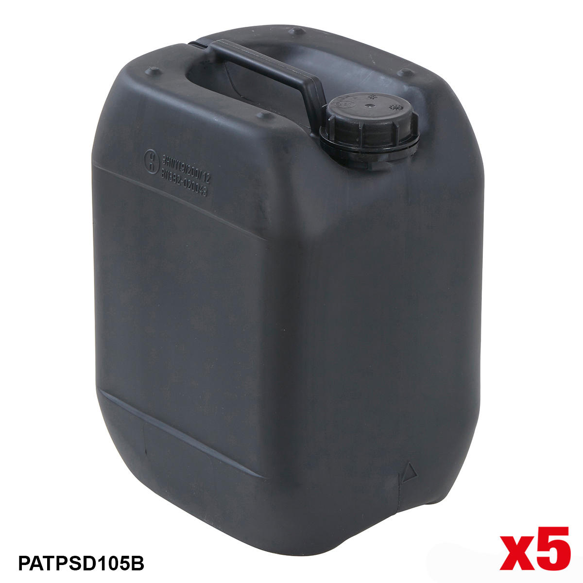 Plastic Jerry Can Drums Stackable Storage Liquid