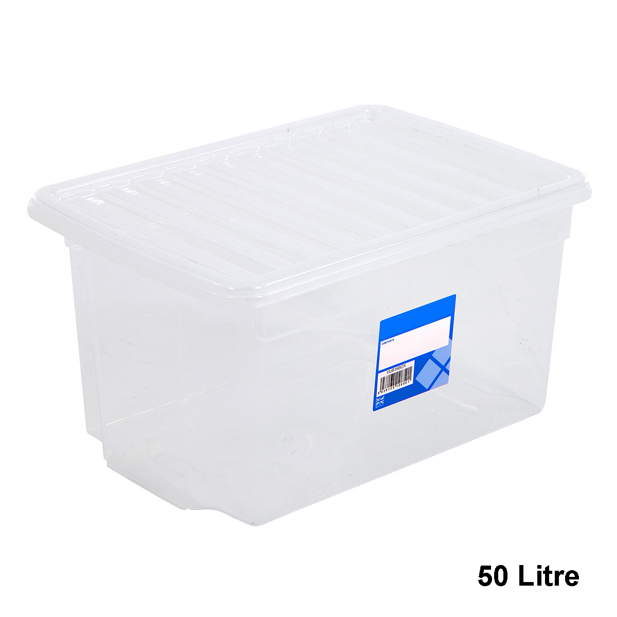 Acrylic Boxes With Lids Uk : Clear plastic storage boxes box containers with lids