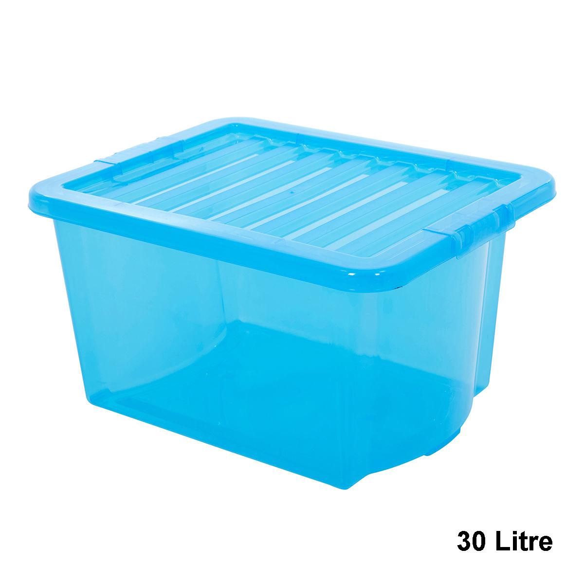 how to cut plastic storage box