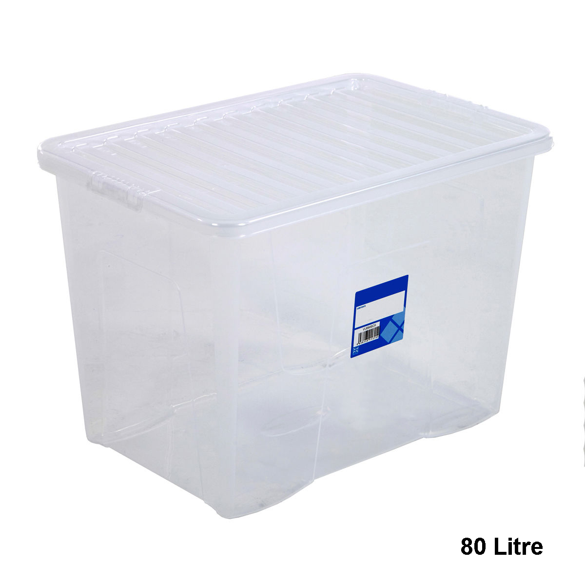 Clear Plastic Storage Boxes Box Containers With Lids