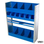 View Item Van Racking / Shelving ideal Storage Solution for Tools - Kit 1