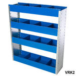 View Item Van Racking / Shelving ideal Storage Solution for Tools - Kit 2