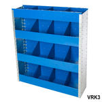 View Item Van Racking / Shelving ideal Storage Solution for Tools - Kit 3