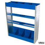 View Item Van Racking / Shelving ideal Storage Solution for Tools - Kit 4