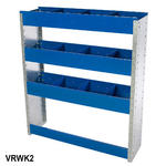 View Item Van Racking / Shelving ideal for Tool Storage - Wheel Arch Kit 2