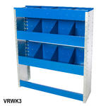 View Item Van Racking / Shelving ideal for Tool Storage - Wheel Arch Kit 3