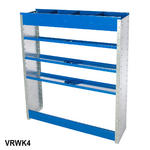 View Item Van Racking / Shelving ideal for Tool Storage - Wheel Arch Kit 4
