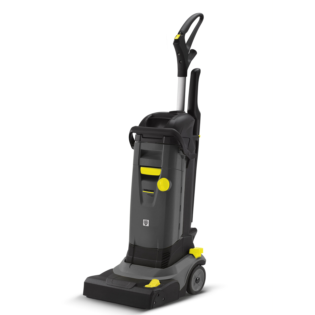 Two Step Pad Center Snap Karcher 8.600-507.0 Lock