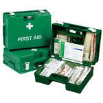 View Item Deluxe First Aid Kit 1-10 Persons