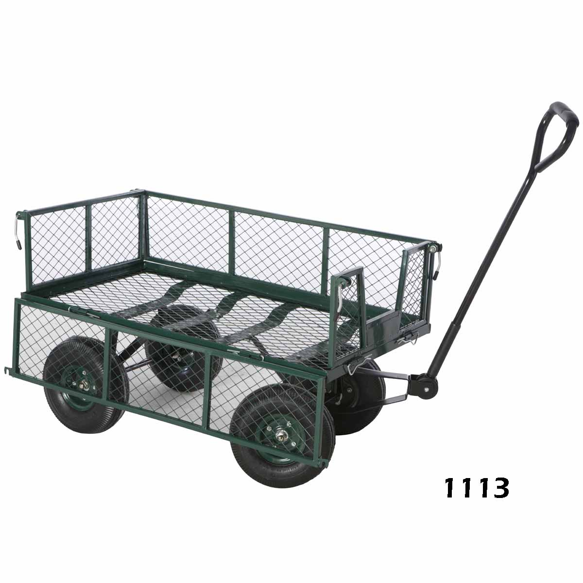 Bigdug Garden Cart Trolley Recycling Storage Dumping