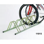 View Item Standard Heavy Duty Cycle Rack Holds 5 Bikes