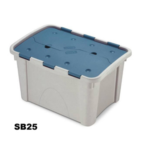 Heavy Duty Storage Box c/w Intergrated Lid Enlarged Preview