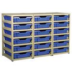Gratnells 18 Tray Storage Units