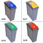 Wham Recycling Bins 25 Litre Thumbnail 4