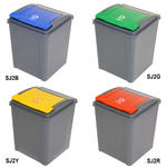 Wham Economy Recycle Bins 50 Litre Thumbnail 3