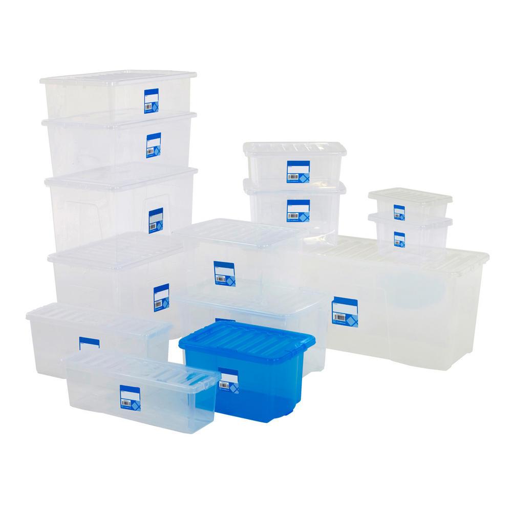Wham Economy Plastic Boxes