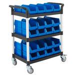 Mobile Trolley Bin Kits