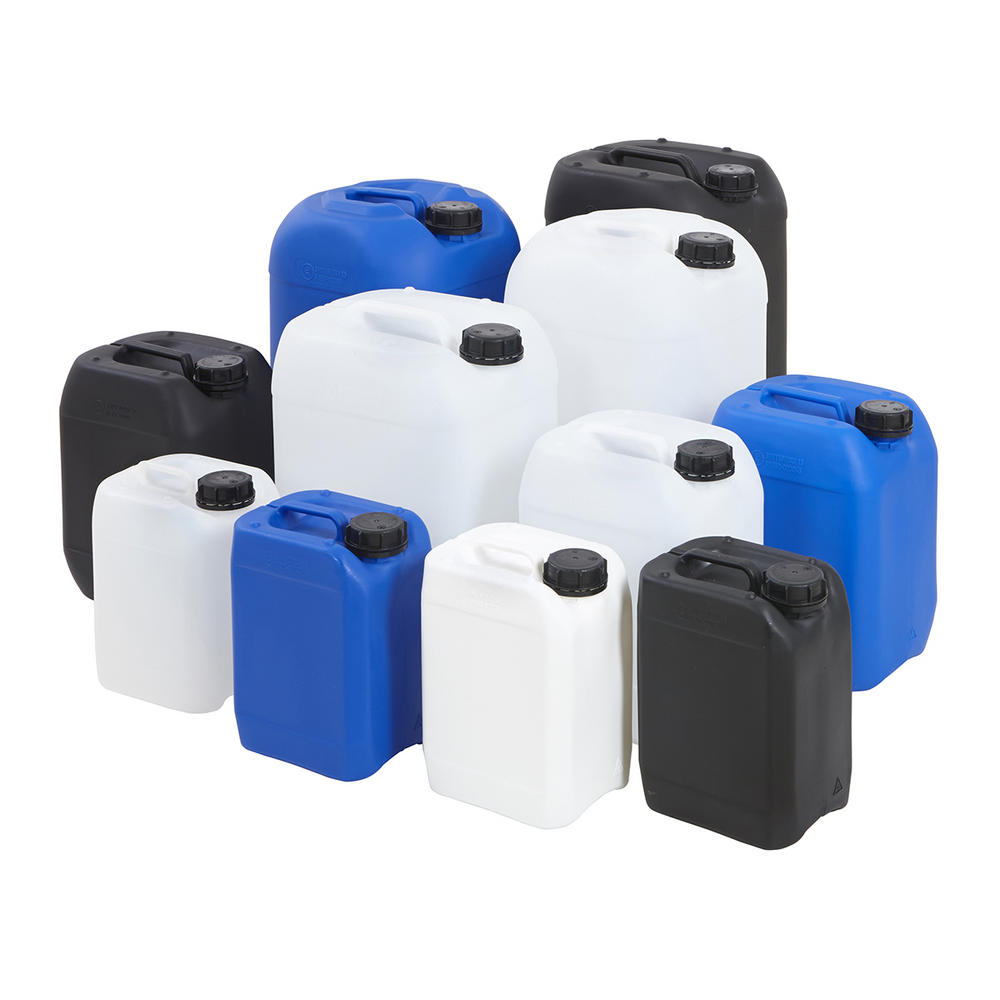 Plastic Stackable Jerrycan Drums