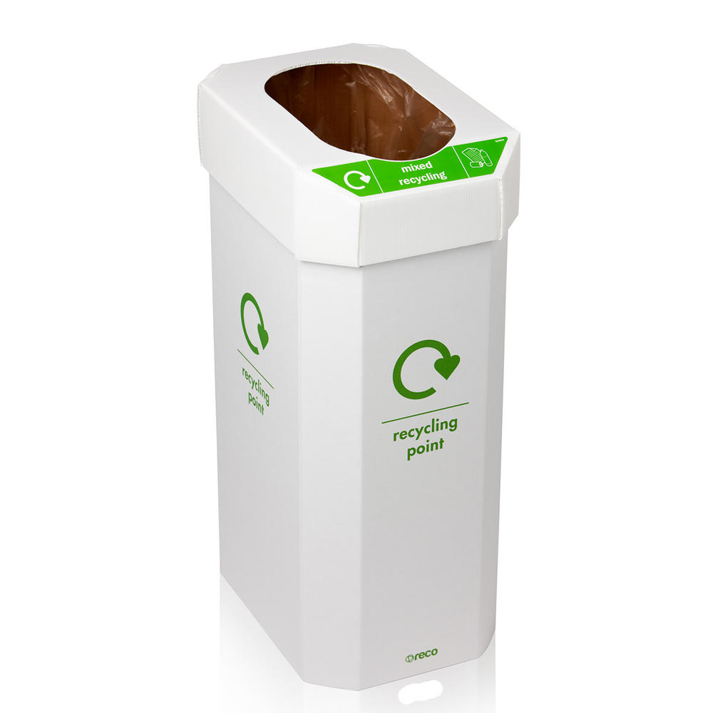 Cardboard Recycling Bins 60 Litre Capacity
