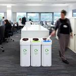 Cardboard Recycling Bins 60 Litre Capacity Thumbnail 6