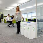 Cardboard Recycling Bins 60 Litre Capacity Thumbnail 5
