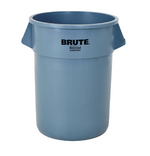 Rubbermaid 208 Litre BRUTE Round Container Bins